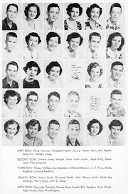 Page 14, 1952 Edition, Snow Hill High School - Knoll Yearbook (Snow Hill, NC) online yearbook collection