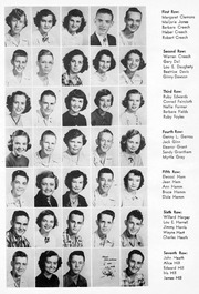 Page 16, 1952 Edition, Snow Hill High School - Knoll Yearbook (Snow Hill, NC) online yearbook collection
