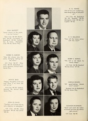 Page 10, 1950 Edition, Kenly High School - Galleon Yearbook (Kenly, NC) online yearbook collection