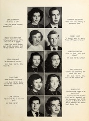 Page 11, 1950 Edition, Kenly High School - Galleon Yearbook (Kenly, NC) online yearbook collection
