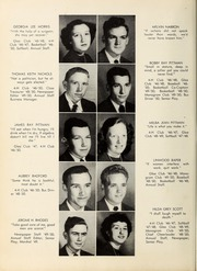 Page 12, 1950 Edition, Kenly High School - Galleon Yearbook (Kenly, NC) online yearbook collection