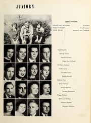 Page 17, 1950 Edition, Kenly High School - Galleon Yearbook (Kenly, NC) online yearbook collection
