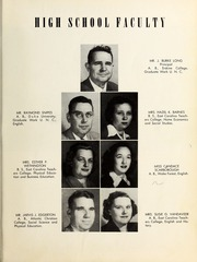 Page 7, 1950 Edition, Kenly High School - Galleon Yearbook (Kenly, NC) online yearbook collection