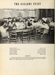 Page 8, 1950 Edition, Kenly High School - Galleon Yearbook (Kenly, NC) online yearbook collection
