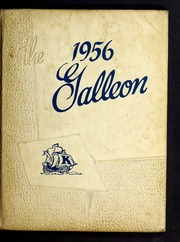 Page 1, 1956 Edition, Kenly High School - Galleon Yearbook (Kenly, NC) online yearbook collection