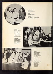 Page 10, 1956 Edition, Kenly High School - Galleon Yearbook (Kenly, NC) online yearbook collection