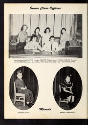 Page 12, 1956 Edition, Kenly High School - Galleon Yearbook (Kenly, NC) online yearbook collection