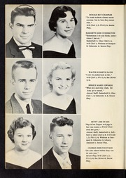 Page 14, 1956 Edition, Kenly High School - Galleon Yearbook (Kenly, NC) online yearbook collection