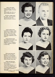 Page 15, 1956 Edition, Kenly High School - Galleon Yearbook (Kenly, NC) online yearbook collection