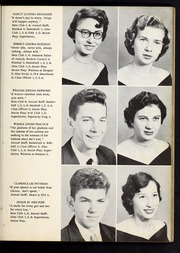 Page 17, 1956 Edition, Kenly High School - Galleon Yearbook (Kenly, NC) online yearbook collection