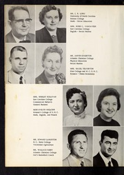 Page 10, 1958 Edition, Kenly High School - Galleon Yearbook (Kenly, NC) online yearbook collection