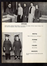 Page 12, 1958 Edition, Kenly High School - Galleon Yearbook (Kenly, NC) online yearbook collection