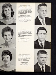 Page 13, 1958 Edition, Kenly High School - Galleon Yearbook (Kenly, NC) online yearbook collection