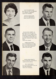 Page 14, 1958 Edition, Kenly High School - Galleon Yearbook (Kenly, NC) online yearbook collection