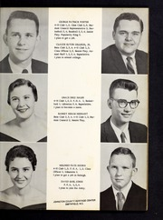 Page 15, 1958 Edition, Kenly High School - Galleon Yearbook (Kenly, NC) online yearbook collection