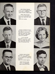 Page 17, 1958 Edition, Kenly High School - Galleon Yearbook (Kenly, NC) online yearbook collection