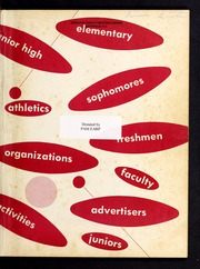 Page 3, 1958 Edition, Kenly High School - Galleon Yearbook (Kenly, NC) online yearbook collection