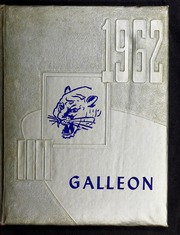 Page 1, 1962 Edition, Kenly High School - Galleon Yearbook (Kenly, NC) online yearbook collection
