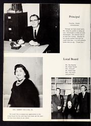 Page 12, 1962 Edition, Kenly High School - Galleon Yearbook (Kenly, NC) online yearbook collection