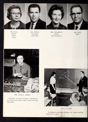 Page 14, 1962 Edition, Kenly High School - Galleon Yearbook (Kenly, NC) online yearbook collection