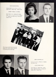 Page 17, 1962 Edition, Kenly High School - Galleon Yearbook (Kenly, NC) online yearbook collection