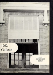 Page 5, 1962 Edition, Kenly High School - Galleon Yearbook (Kenly, NC) online yearbook collection