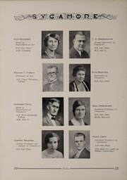 Page 16, 1932 Edition, Indiana State University - Advance Yearbook (Terre Haute, IN) online yearbook collection