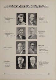 Page 17, 1932 Edition, Indiana State University - Advance Yearbook (Terre Haute, IN) online yearbook collection