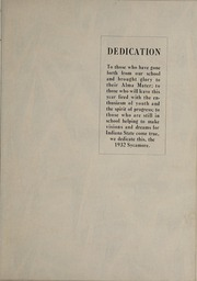 Page 9, 1932 Edition, Indiana State University - Advance Yearbook (Terre Haute, IN) online yearbook collection