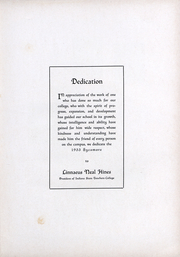 Page 12, 1933 Edition, Indiana State University - Advance Yearbook (Terre Haute, IN) online yearbook collection