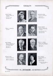 Page 15, 1933 Edition, Indiana State University - Advance Yearbook (Terre Haute, IN) online yearbook collection