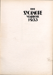 Page 4, 1933 Edition, Indiana State University - Advance Yearbook (Terre Haute, IN) online yearbook collection