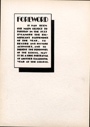 Page 7, 1933 Edition, Indiana State University - Advance Yearbook (Terre Haute, IN) online yearbook collection