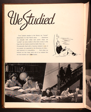 Page 14, 1942 Edition, Indiana State University - Advance Yearbook (Terre Haute, IN) online yearbook collection