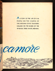 Page 7, 1942 Edition, Indiana State University - Advance Yearbook (Terre Haute, IN) online yearbook collection