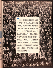 Page 9, 1942 Edition, Indiana State University - Advance Yearbook (Terre Haute, IN) online yearbook collection