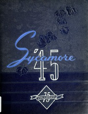 1945 Edition, Indiana State University - Advance Yearbook (Terre Haute, IN)