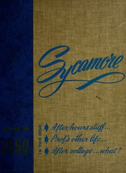 1950 Edition, Indiana State University - Advance Yearbook (Terre Haute, IN)