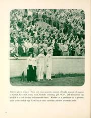 Page 10, 1951 Edition, Indiana State University - Advance Yearbook (Terre Haute, IN) online yearbook collection
