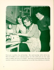 Page 12, 1951 Edition, Indiana State University - Advance Yearbook (Terre Haute, IN) online yearbook collection