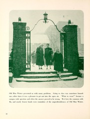Page 14, 1951 Edition, Indiana State University - Advance Yearbook (Terre Haute, IN) online yearbook collection
