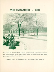 Page 5, 1951 Edition, Indiana State University - Advance Yearbook (Terre Haute, IN) online yearbook collection