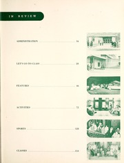 Page 9, 1951 Edition, Indiana State University - Advance Yearbook (Terre Haute, IN) online yearbook collection