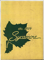 1959 Edition, Indiana State University - Advance Yearbook (Terre Haute, IN)