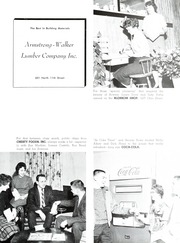 Page 203, 1960 Edition, Indiana State University - Advance Yearbook (Terre Haute, IN) online yearbook collection