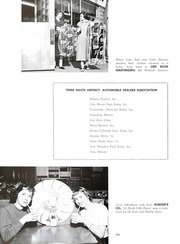 Page 208, 1960 Edition, Indiana State University - Advance Yearbook (Terre Haute, IN) online yearbook collection
