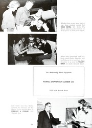 Page 212, 1960 Edition, Indiana State University - Advance Yearbook (Terre Haute, IN) online yearbook collection
