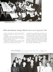 Page 55, 1960 Edition, Indiana State University - Advance Yearbook (Terre Haute, IN) online yearbook collection