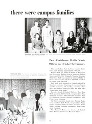 Page 56, 1960 Edition, Indiana State University - Advance Yearbook (Terre Haute, IN) online yearbook collection