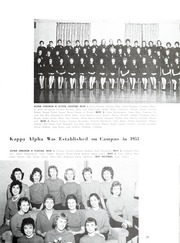 Page 63, 1960 Edition, Indiana State University - Advance Yearbook (Terre Haute, IN) online yearbook collection